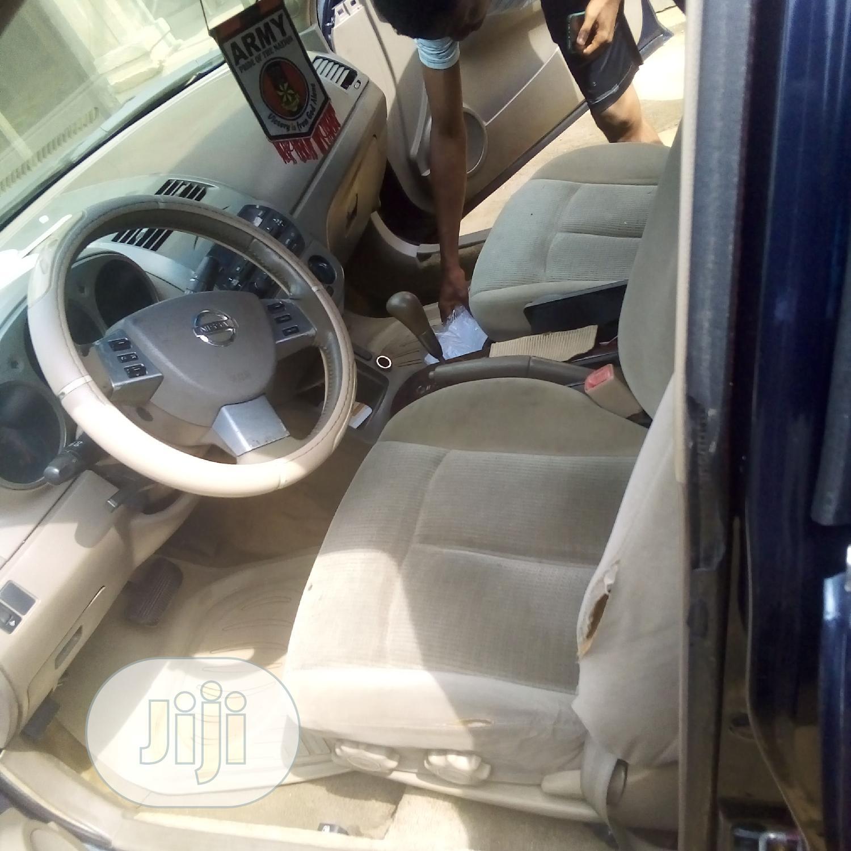 Archive: Nissan Altima 2005 Black