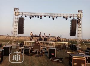 Line Array Speakers And Stage Lights   Audio & Music Equipment for sale in Lagos State, Ojo