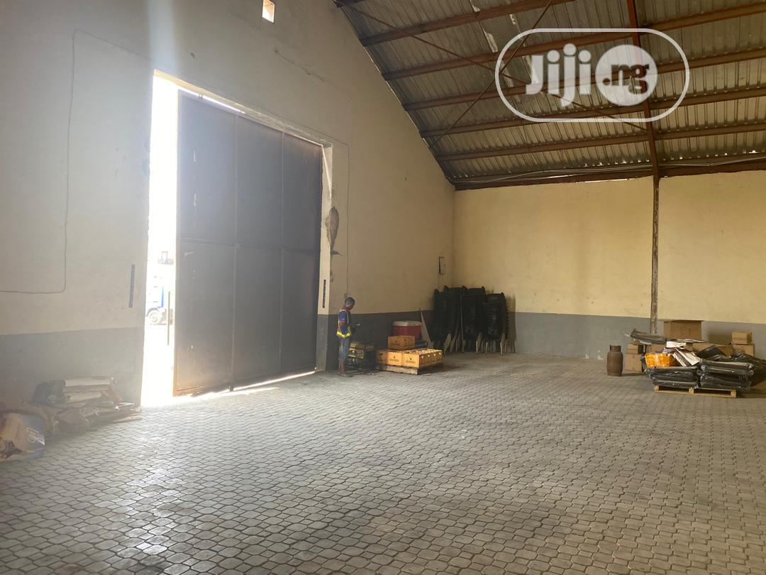 Archive: Clean Massive Warehouse and Office Space for Lease