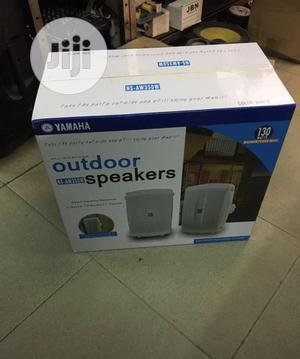 Yamaha Outdoor Speaker ( Pair ) | Audio & Music Equipment for sale in Lagos State, Ojo