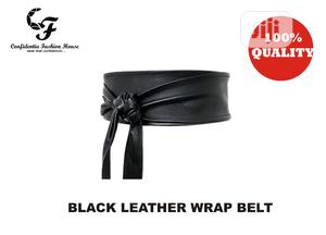 Leather Wrap Belts | Clothing Accessories for sale in Lagos State, Amuwo-Odofin