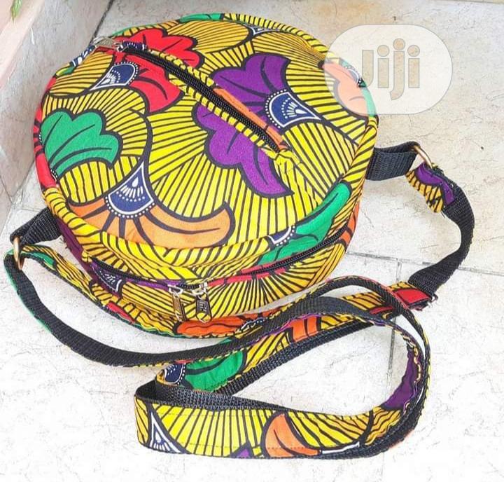 Zuma Circular Bag