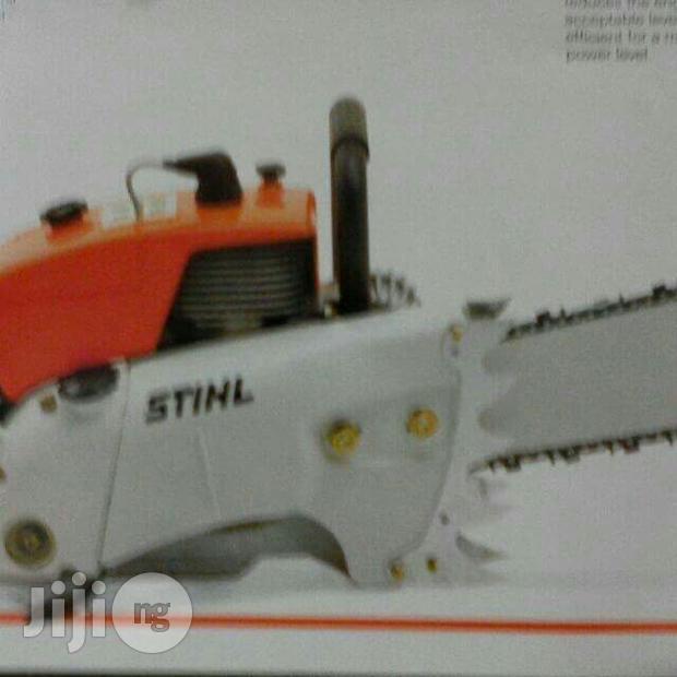 Chain Saw Machines