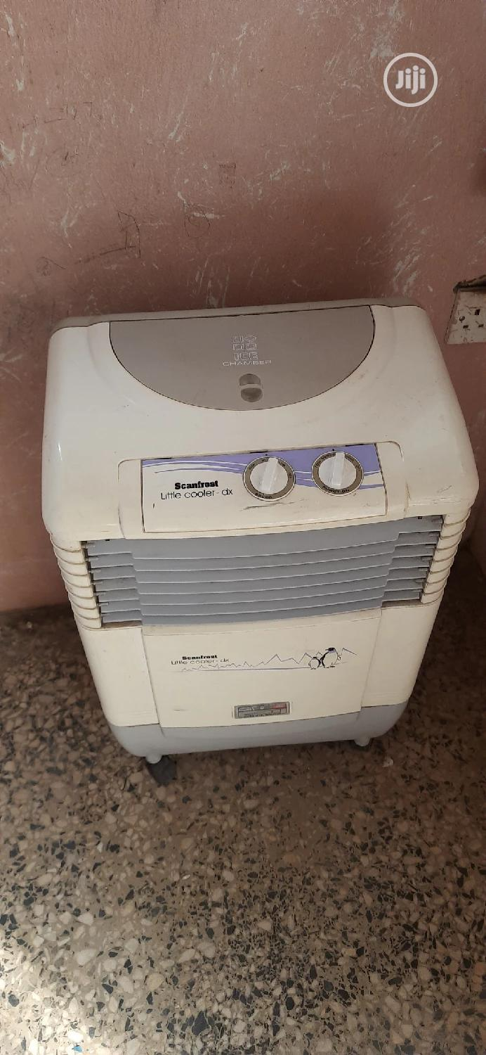 Scanfrost Air Cooler SFAC 1000 | Portable Air Conditioner