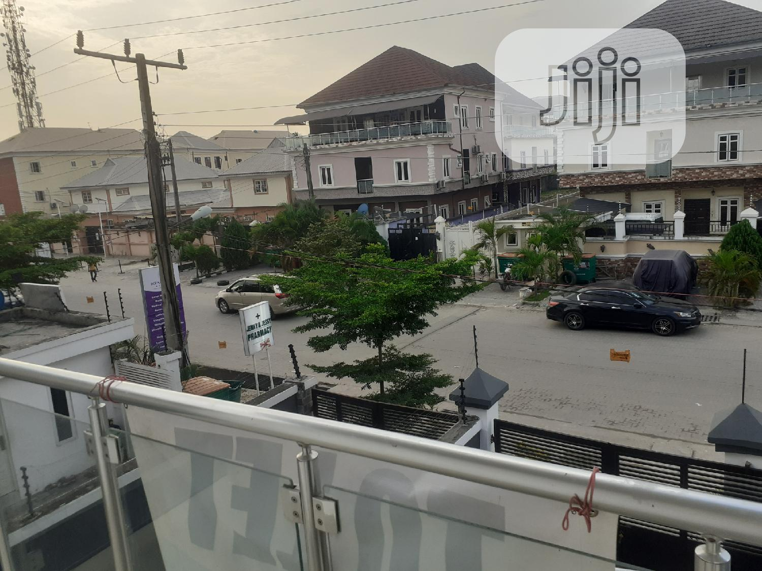 A Brand New 4 Bedroom Sime-detach Duplex With A Bq Chevron | Houses & Apartments For Rent for sale in Ajah, Lagos State, Nigeria