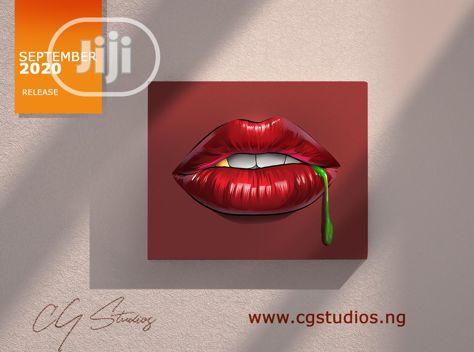 'Cherish Your Solitude' Canvas Print | Arts & Crafts for sale in Kosofe, Lagos State, Nigeria