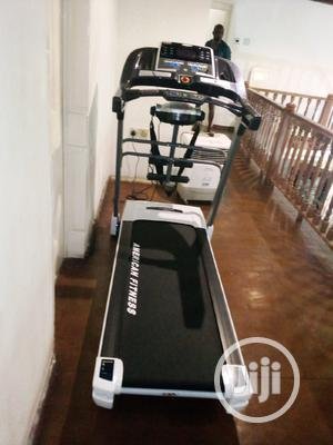 Premium Heavy Duty 2.5hp Treadmill | Sports Equipment for sale in Lagos State, Maryland