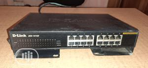 D-link 16-port 10/100 Fast Ethernet Switch | Router | Networking Products for sale in Lagos State, Ikorodu