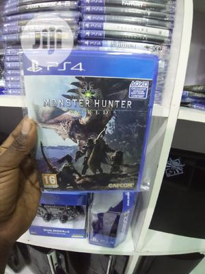 Brand New Monster Hunter World   Video Games for sale in Abuja (FCT) State, Kubwa