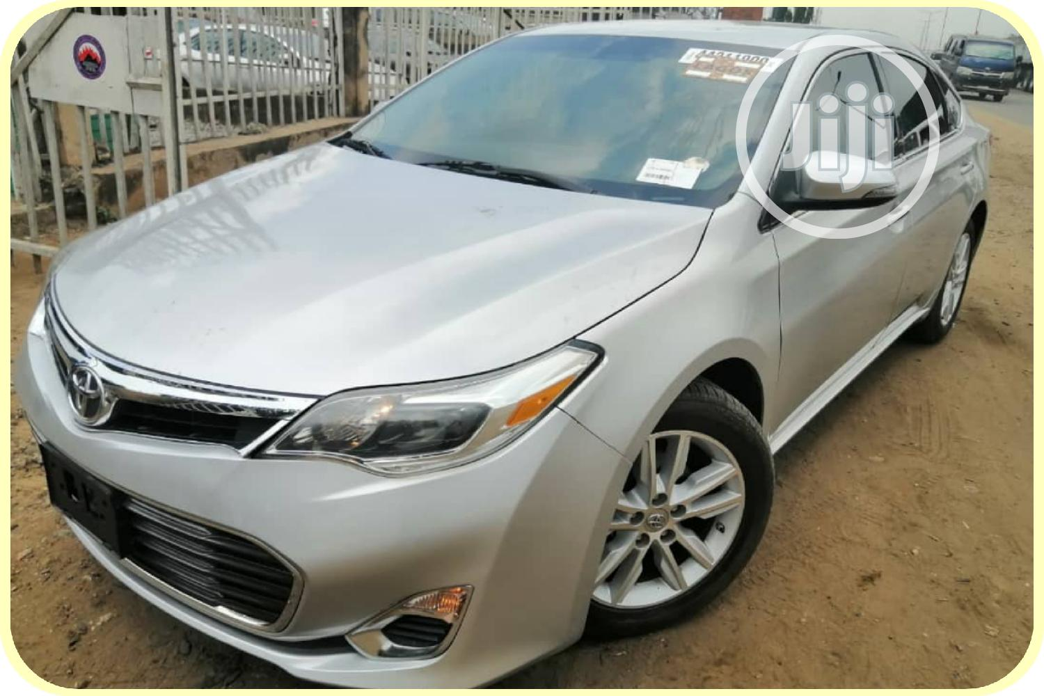 Toyota Avalon 2013 Silver | Cars for sale in Ojodu, Lagos State, Nigeria