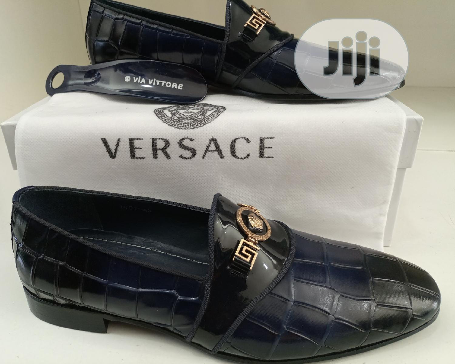 Original Versace Shoe   Shoes for sale in Wuse, Abuja (FCT) State, Nigeria