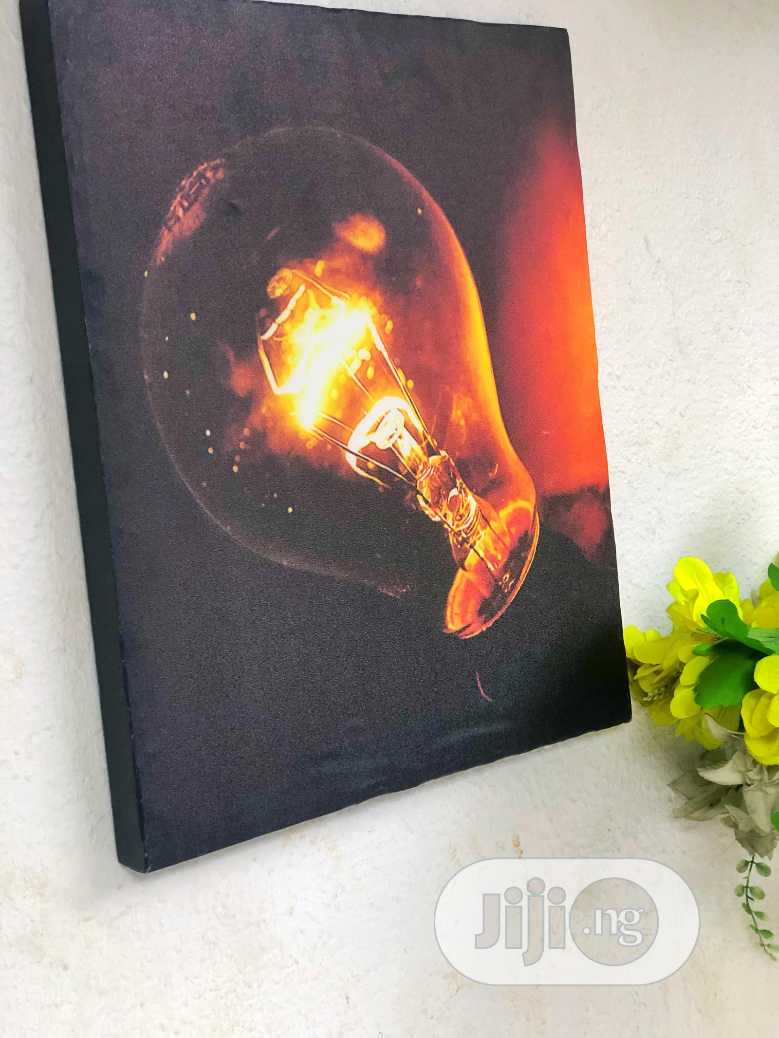 'Idea' Canvas Art | Arts & Crafts for sale in Kosofe, Lagos State, Nigeria