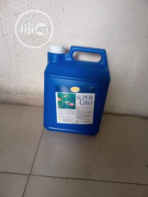 Super Gro Fertilizer 5 Liters   Feeds, Supplements & Seeds for sale in Lagos State, Amuwo-Odofin