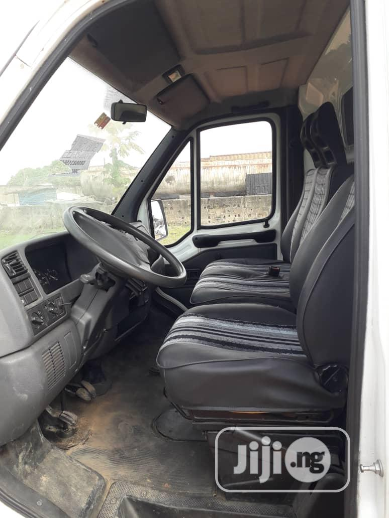 Peugeot Boxer 1999 White | Buses & Microbuses for sale in Alimosho, Lagos State, Nigeria