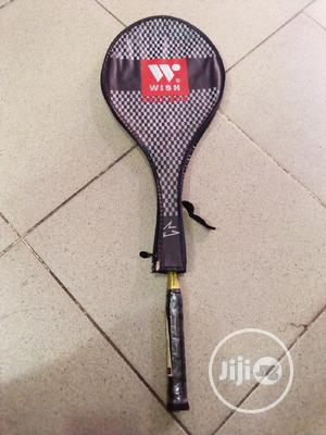 New Wish Badminton Racket   Sports Equipment for sale in Abuja (FCT) State, Wuse 2