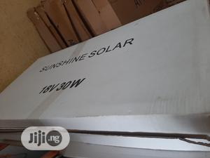 12V 30W Sunshine Solar Panels | Solar Energy for sale in Lagos State, Ojo