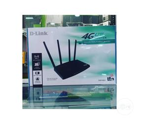 D-link Dwr-m921 4g N300 Lte Router | Networking Products for sale in Lagos State, Ikeja