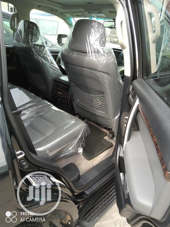 Archive: Toyota Land Cruiser 2013 Black