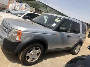 Land Rover LR3 2006 SE Silver | Cars for sale in Oyo State, Ibadan