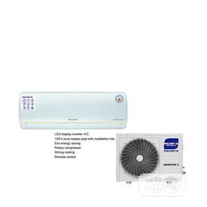 Polystar 1.5HP Inverter Split Air Conditioner (PV-12INV41) | Home Appliances for sale in Lagos State, Alimosho