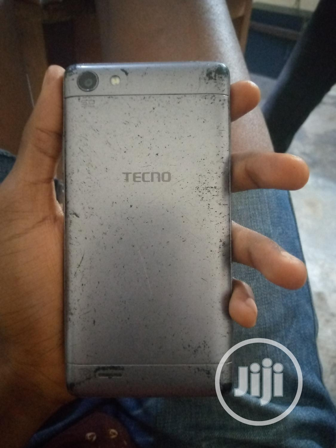 Archive: Tecno WX3 P 8 GB Gray