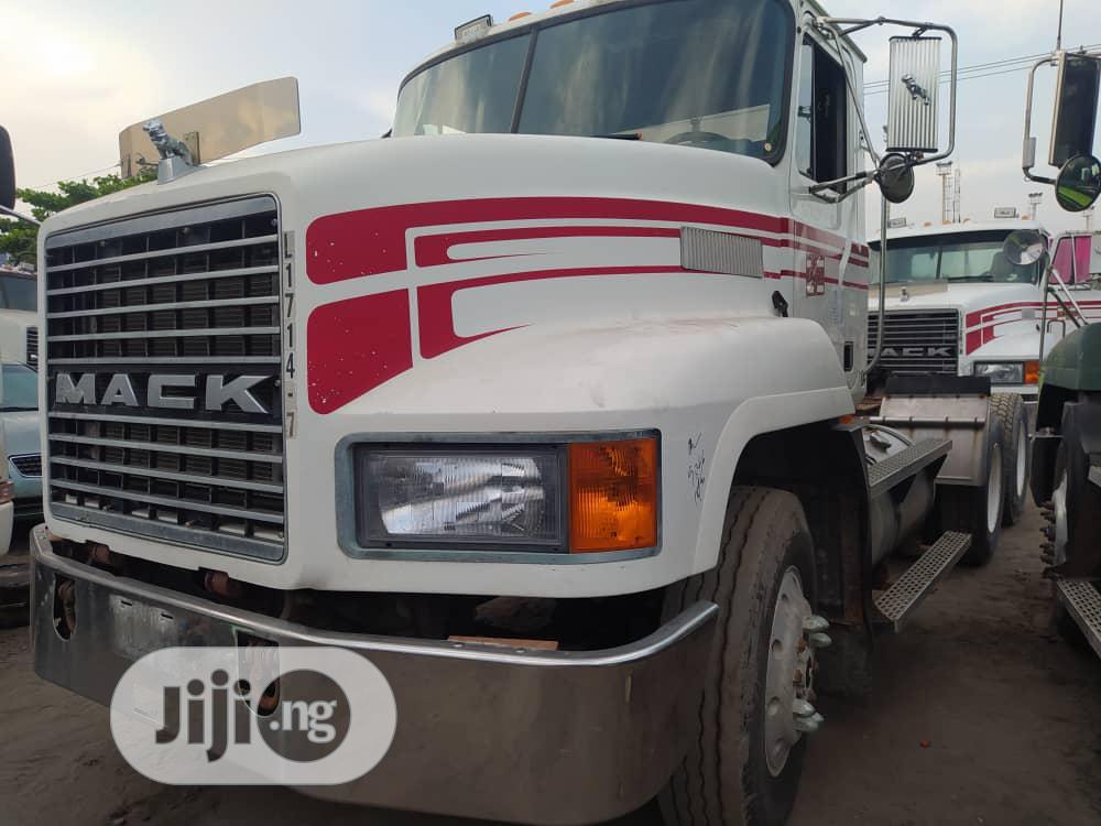 New Arrival CH MACK Ten Tyres Head Truck Rutor & Injector