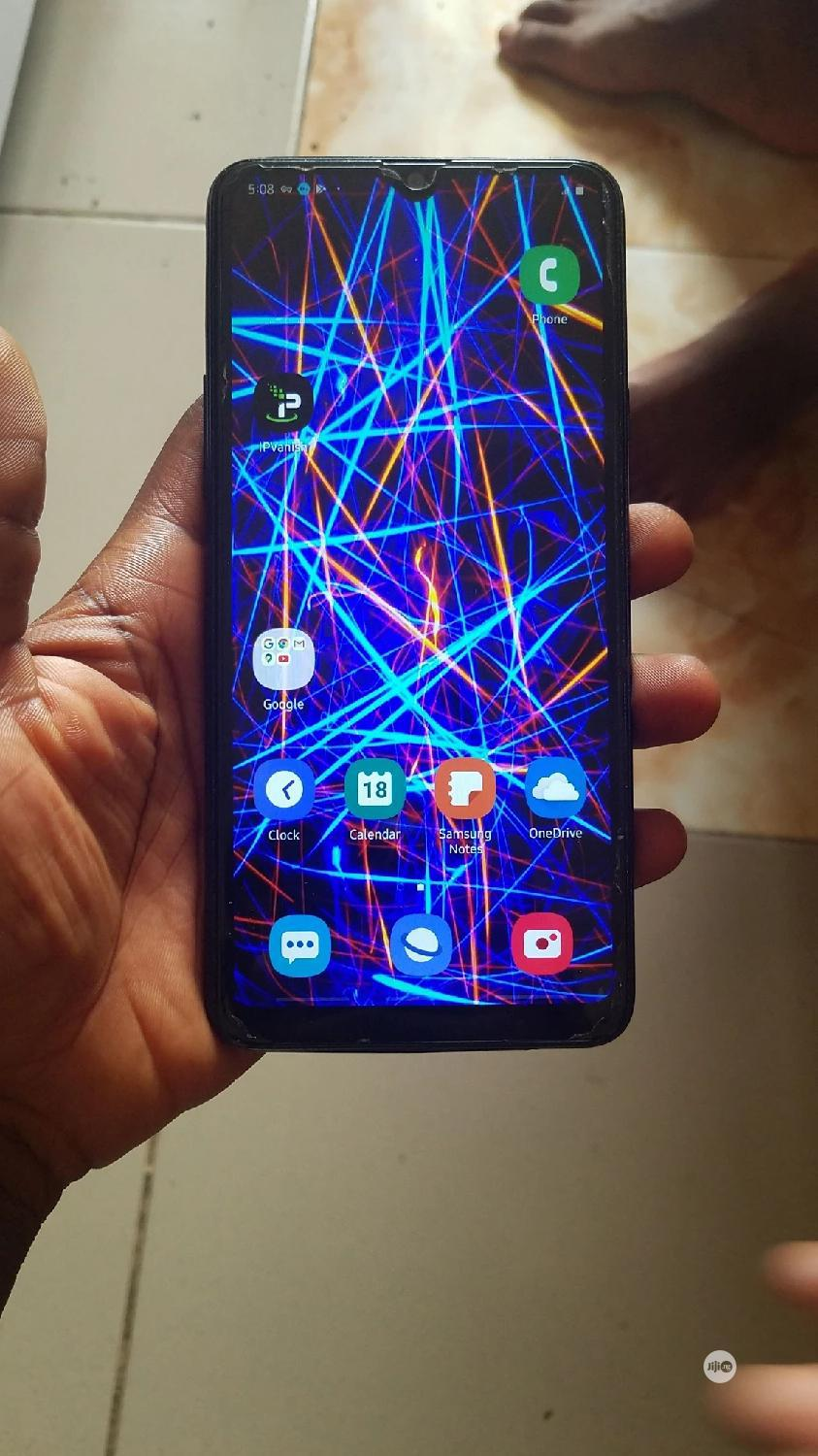 Samsung Galaxy A20s 32 GB Black   Mobile Phones for sale in Ajah, Lagos State, Nigeria
