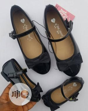 Girls Black Party Shoes | Children's Shoes for sale in Lagos State, Surulere