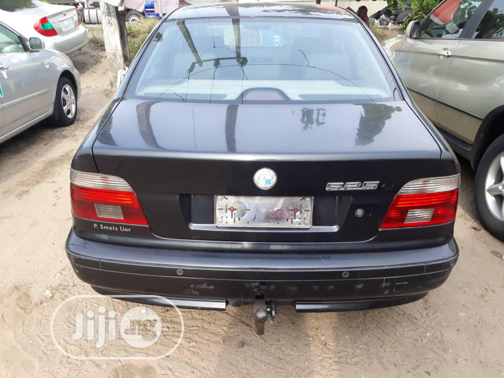 BMW 525i 2002 Gray | Cars for sale in Apapa, Lagos State, Nigeria