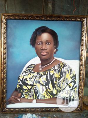 Portrait, Art, Painting | Arts & Crafts for sale in Lagos State, Amuwo-Odofin