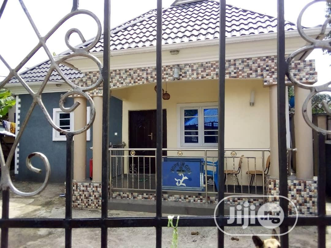 For Sale: Standard 3 Bedrooms Bungalow @ Ikot Amang
