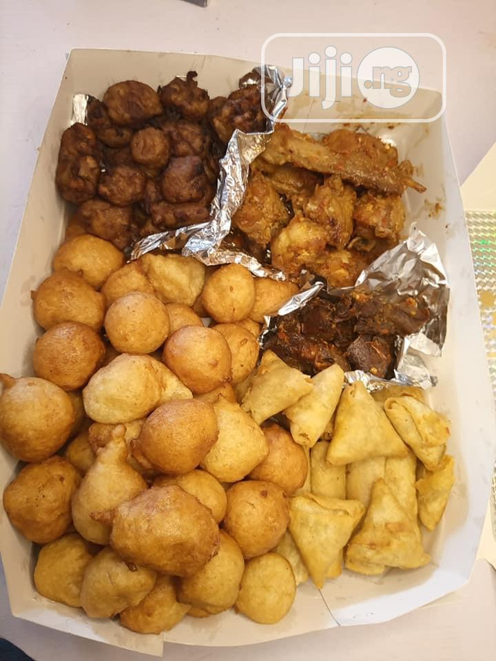 Small Chops   Party, Catering & Event Services for sale in Ikorodu, Lagos State, Nigeria
