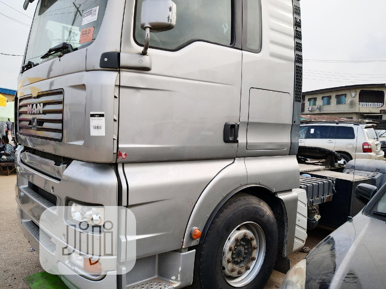 Archive: Man Diesel Trailer Head for Sale
