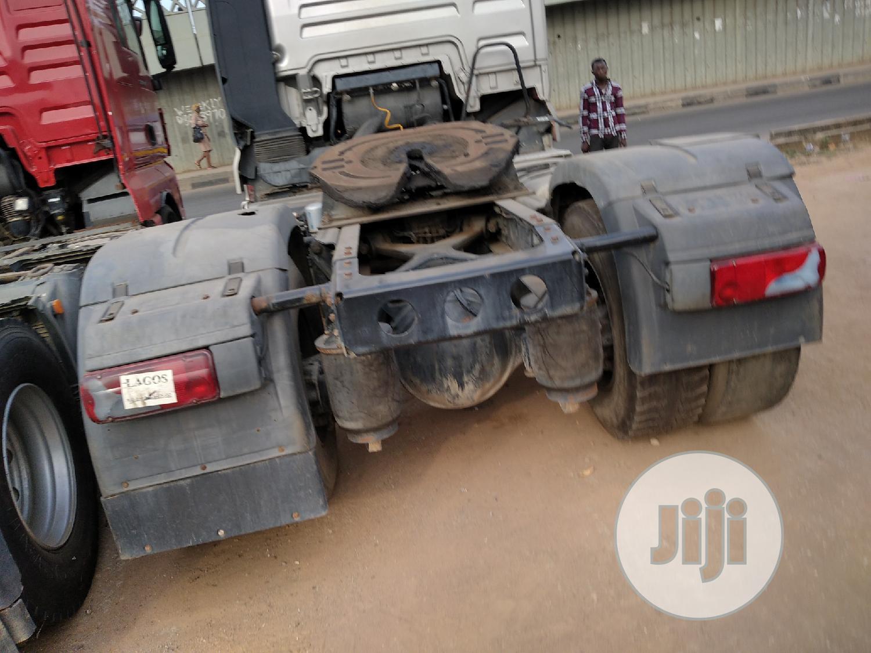 Man Diesel Truck Trailer Head for Sale