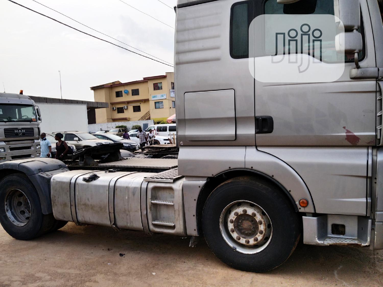 Man Diesel Truck Trailer Head for Sale | Trucks & Trailers for sale in Abule Egba, Lagos State, Nigeria