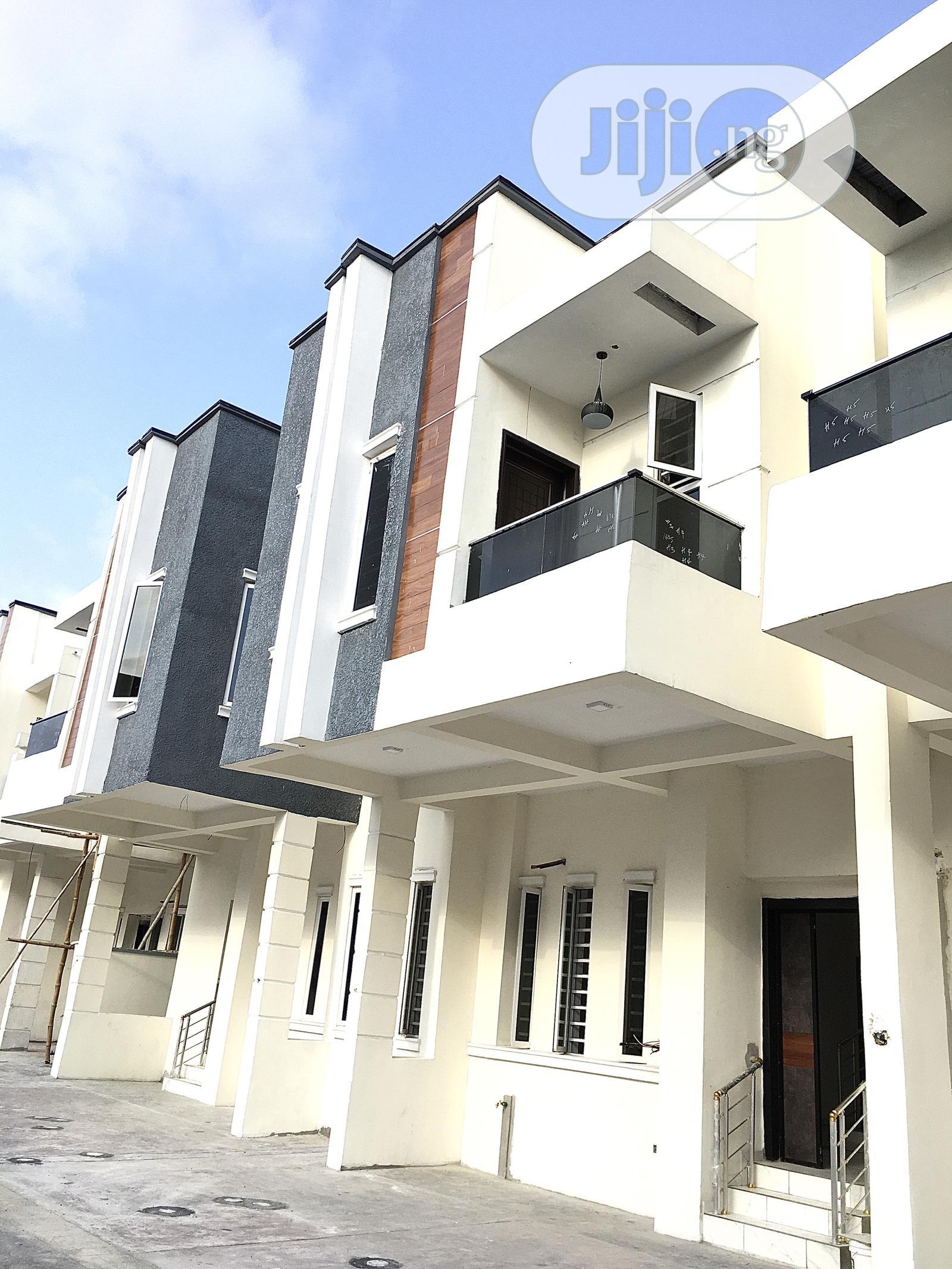 4 Bedroom Terrace Duplex In Lekki For Sale