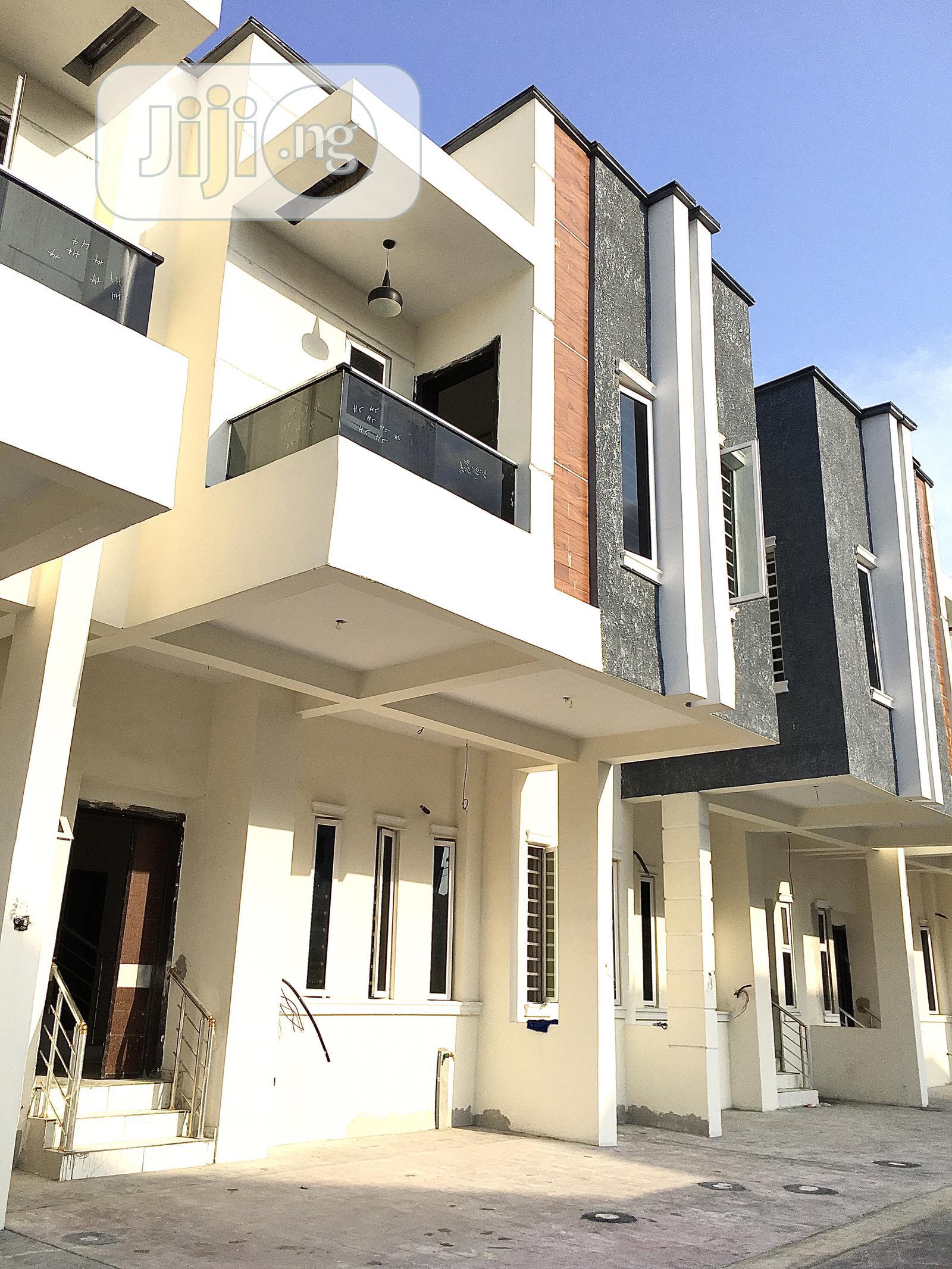 4 Bedroom Terrace Duplex In Lekki For Sale   Houses & Apartments For Sale for sale in Lekki, Lagos State, Nigeria
