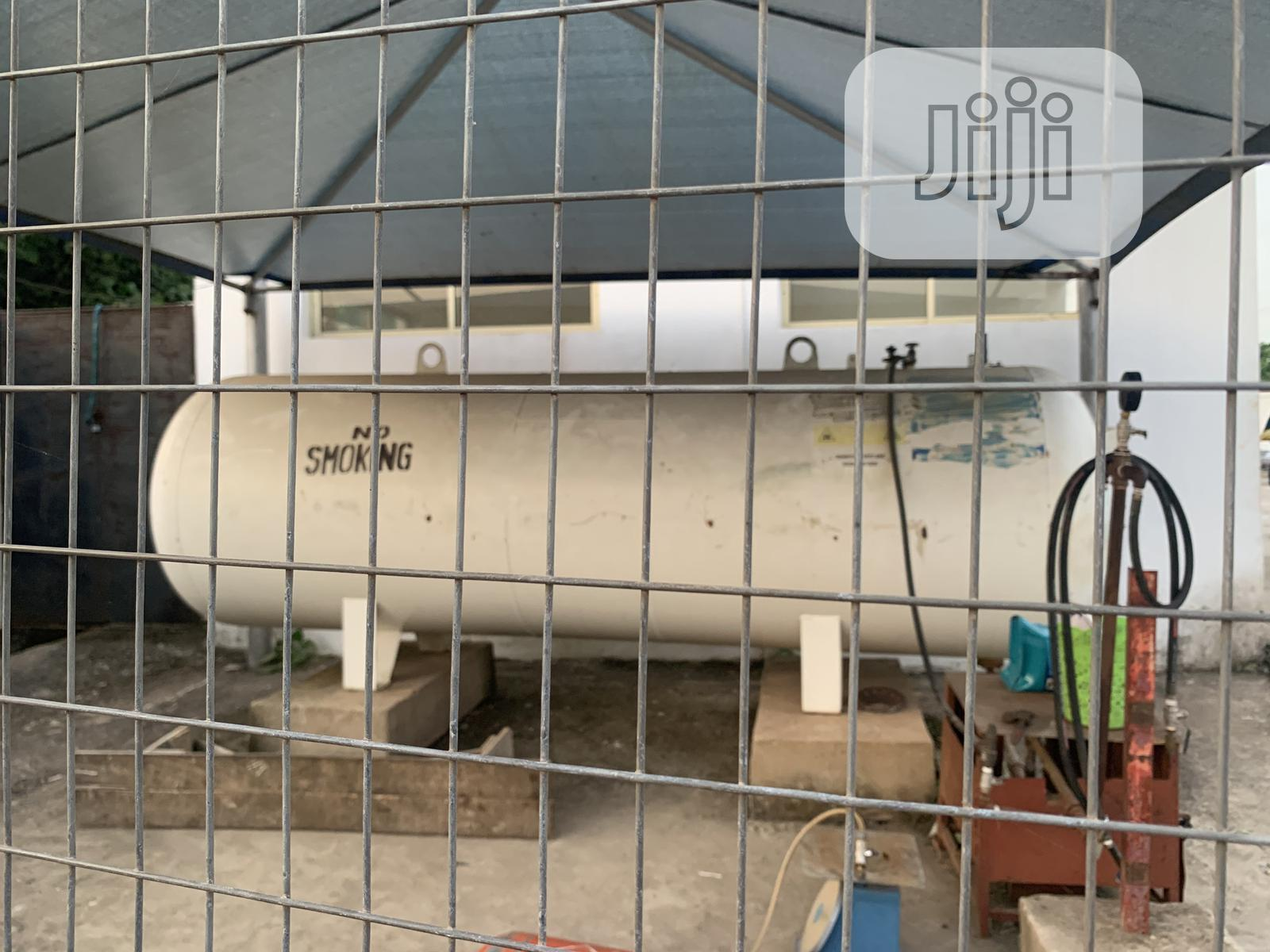 Archive: LPG Plant For Lease At Epe Lagos State