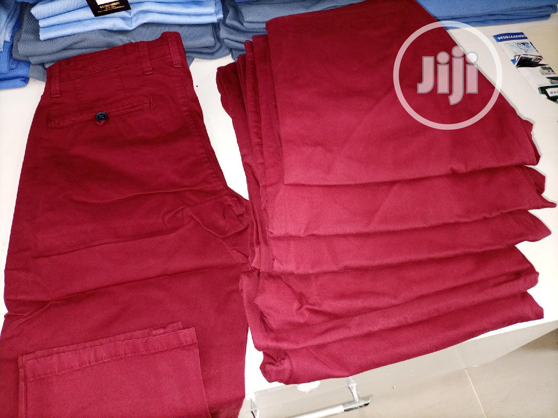 Quality Zara Man Chinos | Clothing for sale in Gwarinpa, Abuja (FCT) State, Nigeria