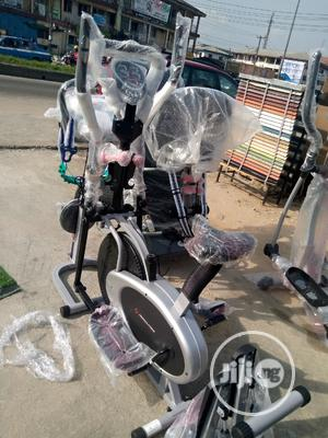 New Elliptical Bike With Massage, Stepper &Twister. | Sports Equipment for sale in Rivers State, Port-Harcourt