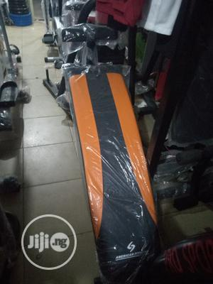 Big Commercial Curved Sit Up Bench | Sports Equipment for sale in Rivers State, Port-Harcourt