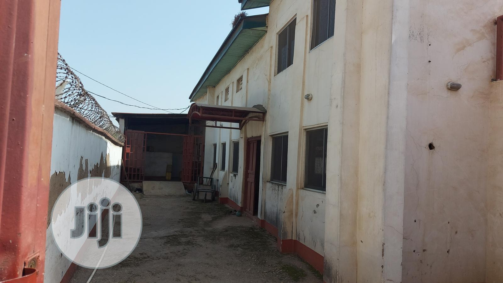 Archive: Well Secured And Sorrounded Warehouse