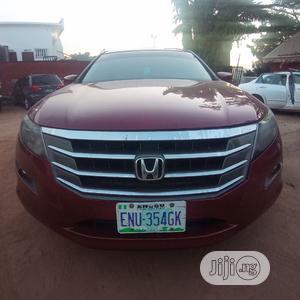Honda Accord CrossTour 2010 EX-L Red | Cars for sale in Enugu State, Enugu