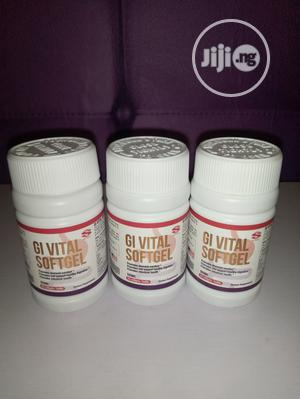 Eliminate Ulcer Permanently With Gi Vital Softgel   Vitamins & Supplements for sale in Ekiti State, Ilawe