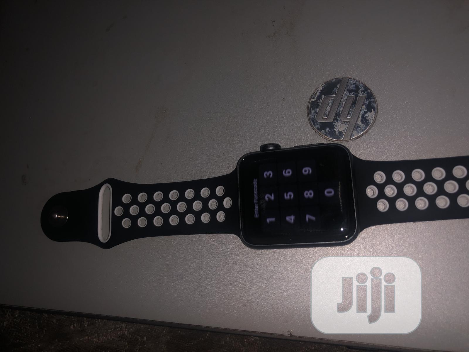 Apple Iwatch Series 3 | Smart Watches & Trackers for sale in Enugu, Enugu State, Nigeria