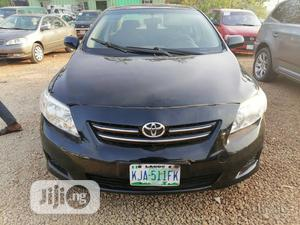 Toyota Corolla 2009 Black   Cars for sale in Abuja (FCT) State, Katampe
