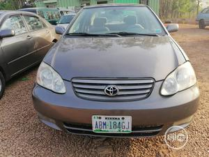 Toyota Corolla 2004 Gray   Cars for sale in Abuja (FCT) State, Katampe