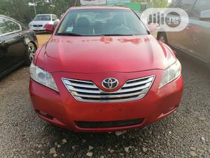 Toyota Camry 2008 Red   Cars for sale in Abuja (FCT) State, Katampe