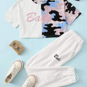 Crop Hoodies and Sweatpants   Children's Clothing for sale in Lagos State, Ojota