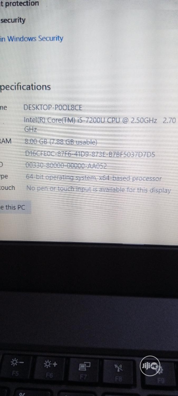 Laptop Lenovo ThinkPad L470 8GB Intel Core I5 HDD 1T